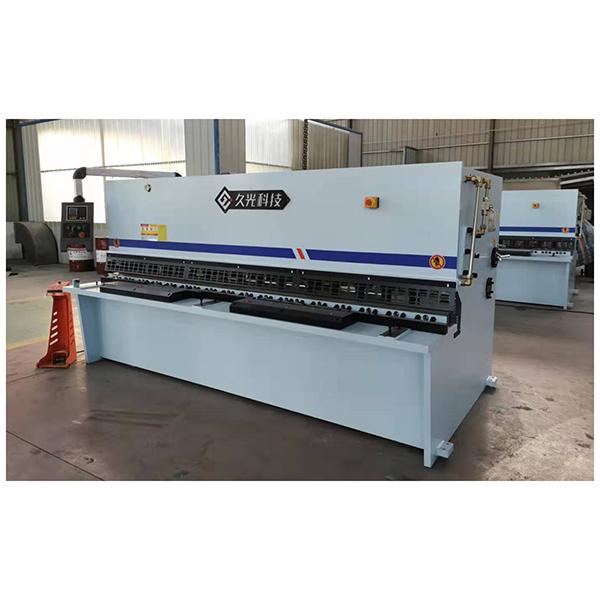 剪板机QC12Y-6X4000液压摆式
