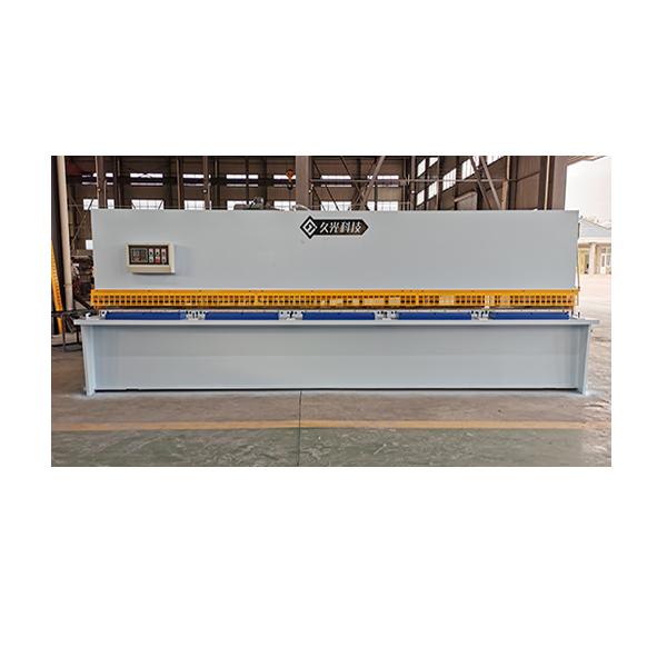 剪板机QC12Y-6X6000液压摆式