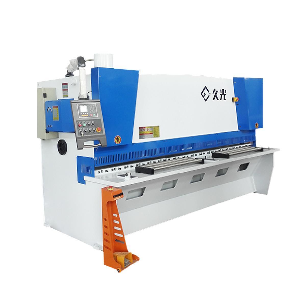 QC11Y-16X2500液压闸式剪板机