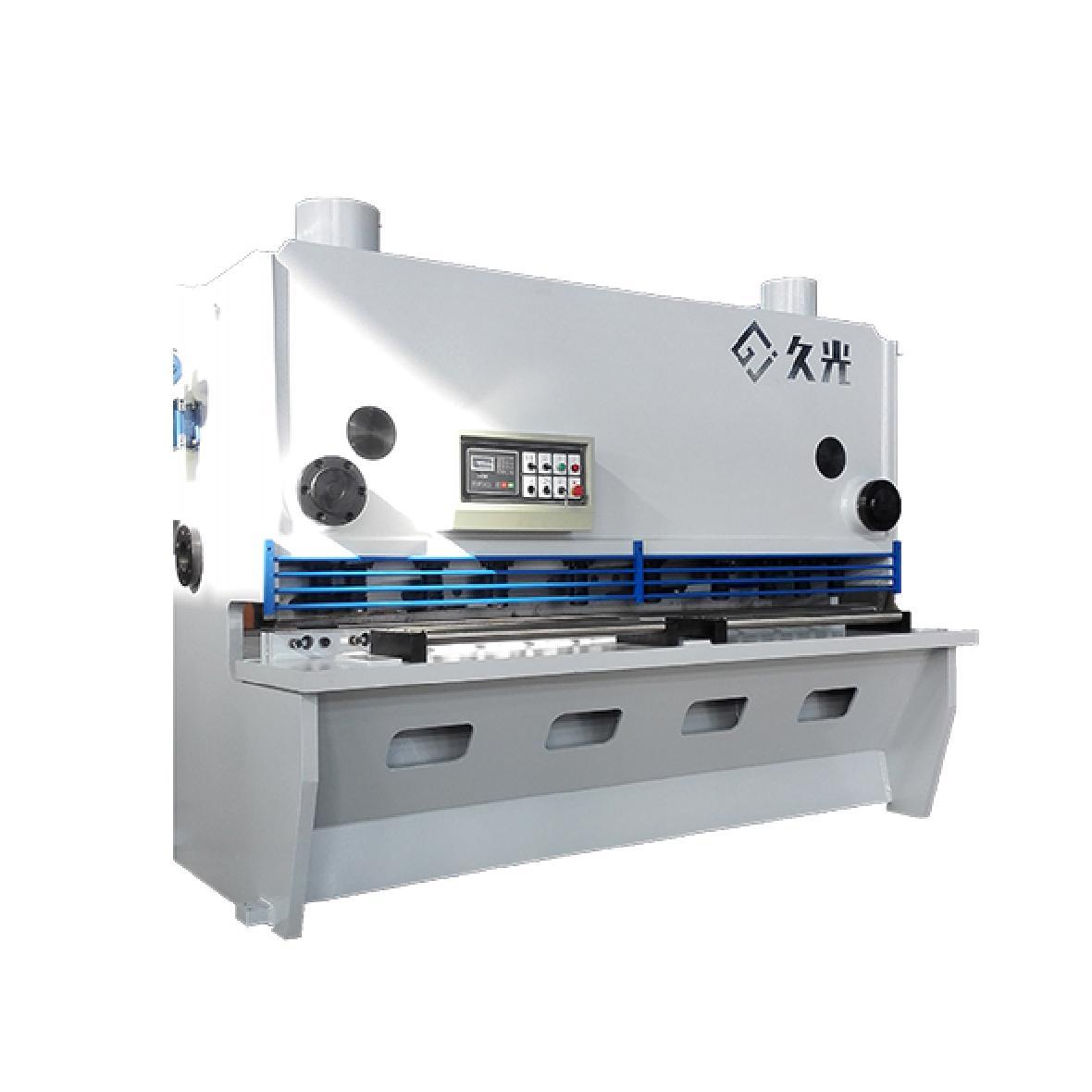 QC11Y-12X2500液压闸式剪板机