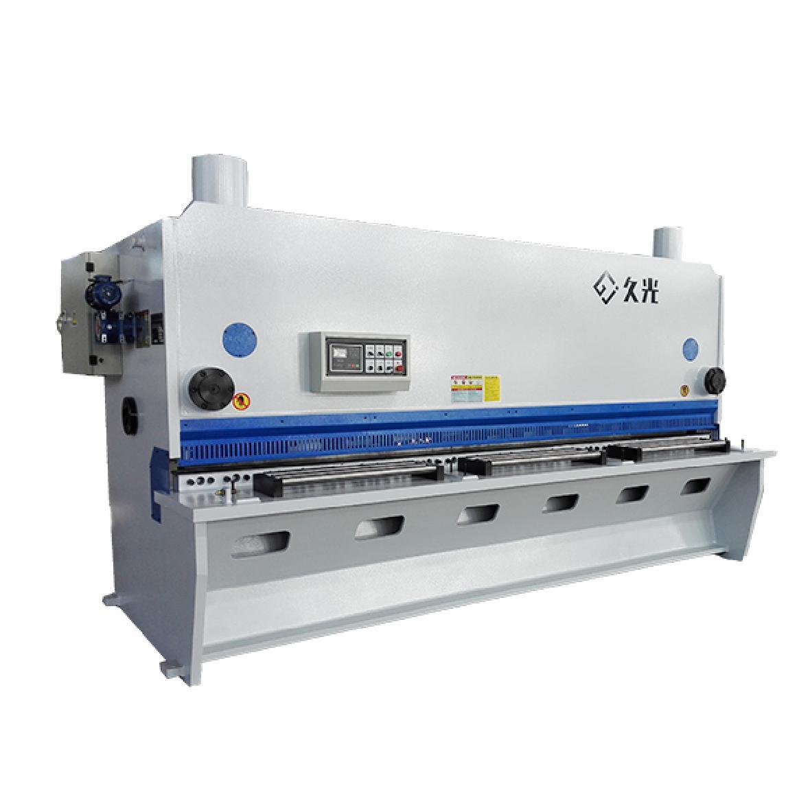 QC11Y-12X4000液压闸式剪板机
