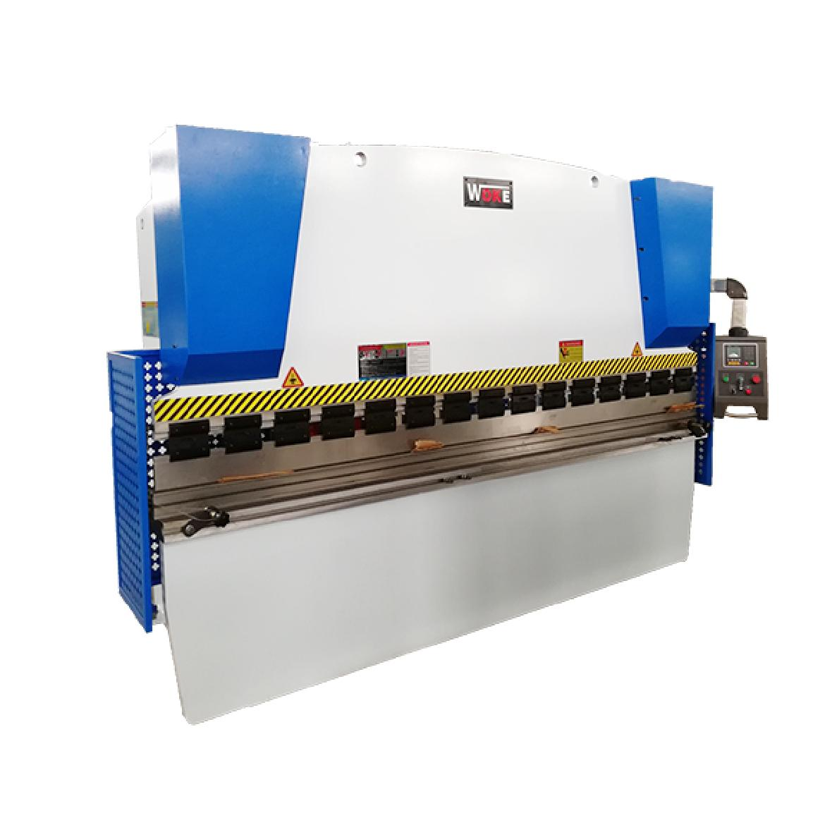 WC67Y-100T/3200出口液压数显折弯机