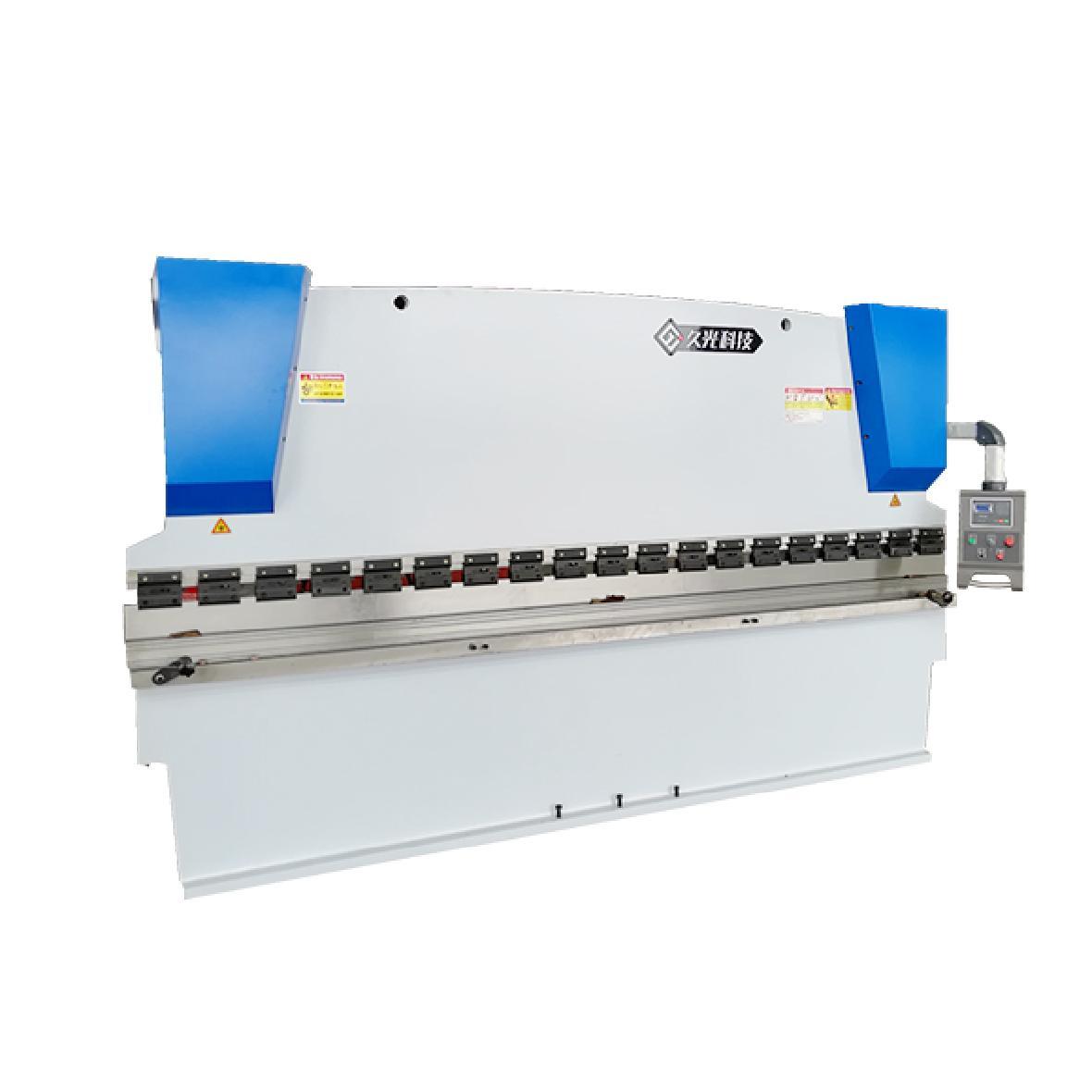 WC67Y-125T/4000简易数控液压数显折弯机